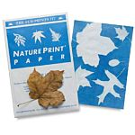 Nature Print Paper - 5 x 7 inch - Pack of 30 Sheets