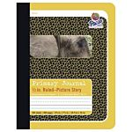 PACON COMPOSITION BOOK, YELLOW ELEPHANT 9.75