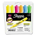 Sharpie Major Accent Highlighter, 6 Colors Sets, 25076