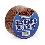 Just for Laughs JFL2509 Duct Tape, 10-Yard, Tiger Orange