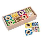 Melissa & Doug Self Correcting Number Puzzles, item 2542