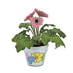 Color Your Own Artist Flowerpots 12 per package