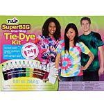Tulip 26507 One-Step Super Big Tie Dye Kit, 12 Colors