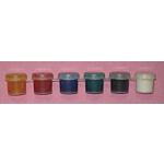 Kellys Glass Stain Paint Pots Value Pack, (31101)