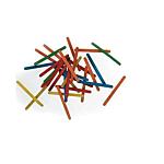 Chenille Kraft Mini Bright Hues, 250 pcs. Craft Sticks - Wood - Assortments (3677-02)