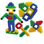 Learning Advantage Thistle Blocks, 108 Pieces