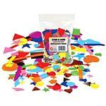 Stick-A-Licks Gummed Paper Multi-Mix Shapes Pack of 5000