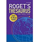 Roget's Thesaurus for Home School and Office