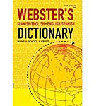 Webster's Spanish/English Dictionary