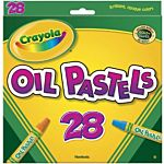 Crayola  Binney and Smith Oil Pastels 28 Color 52-4628