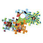 Roylco, Picture Frame Puzzle Pieces, R52102