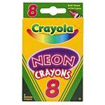 Crayola® 8ct Neon Crayons