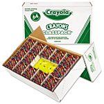 Crayola - Classpack Regular Crayons, Assorted, 832 Box 52-8019