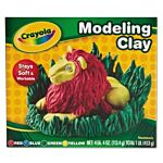 Crayola Assorted 4 Colors Modeling Clay  1 LB  57-0300