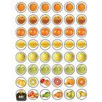 Fruit Stickers 3/4