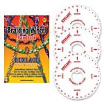 Foam Kumihimo Friendship Bracelet Braiding Wheel 3-Pack