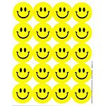 Eureka Lemon Scented Smile Stickers (65093)