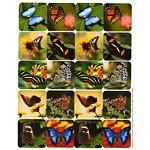 Eureka Butterflies Theme Stickers (65526)