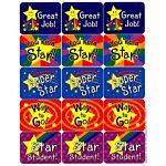 Eureka Stars Success Stickers (658100)