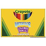 Crayola Thick Wood Pencil Classpack (684240)