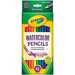 Crayola 12ct Watercolor Colored Pencils