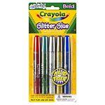 Crayola Glitter Glue, 5-Count  69-3522