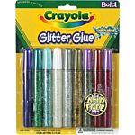 Crayola Glitter Glue, 9-Count  69-3527