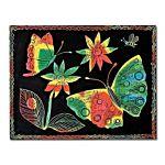 Melissa And Doug Scratch Art Paper Multi-color -12 sheets