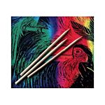 Melissa And Doug Scratch Art 100 Wood Stylus Tools
