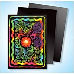 Melissa & Doug Scratch Art Multicolor Board Artist Trading Cards  1427