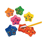 Star Pencil Sharpeners , 12 units