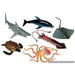 Get Ready Kids Ocean Animal Playset of 12