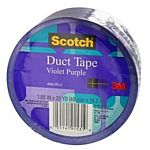 3M Duct Tape, Violet, 1.88-Inch by 20-Yard