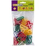 Creativity Street Dough Cutters, Numbers, 14-Pack  CK-9772