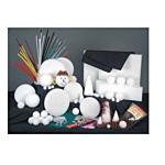 Styrofoam Shapes Activity Kit  HG-9911