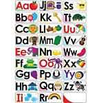 ABC Picture Words Double-Sided Magnets, ASH40006