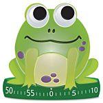 Ashley Frog-shaped Timer 1 Hour - Desktop - For Sports - Green