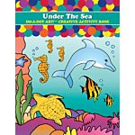 Do - A- Dot Creative Art Book - Under the Sea - B-372