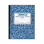 Grade One (1)  Composition Book, 10 x 8 Inches, 80 Sheets