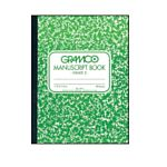 Grade Two (2)  Composition Book, 10 x 8 Inches, 50 Sheets