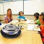Classroom 6-Person Spirit Stereo Listening Center