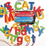 Ready2Learn Lacing Letters, Lowercase, CE-6905