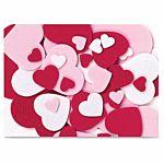 Chenille Kraft WonderFoam Peel & Stick Hearts CK-4316