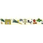 Judaica High Holidays  pre-cut trimmers Pack of 10