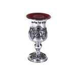 Judaica pre cut cardstock  Eliyahu's Cup