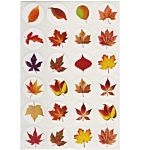 Leaves Stickers 1