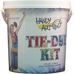 Handy Art® Tye-Dye Kit - Dyes up to 15 shirts