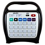 Kids Juke24 - Portable, Digital Jukebox With CD Player And Karaoke Function - Black/Gray