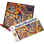 Jewish Educational Toys Magical Mitzvah Park Board Game
