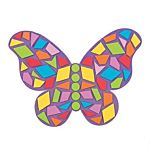 Mosaic Butterfly Kit - 24 Project Pack